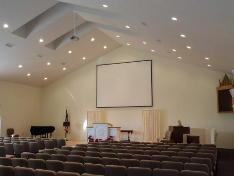 CKS Electrical North Stonington Bible Church